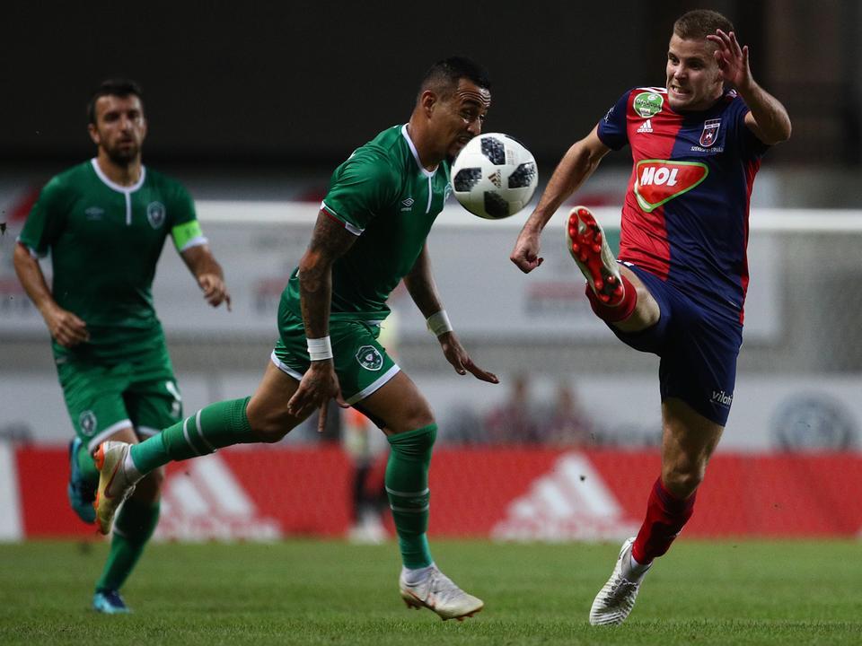 A Ludogorec lesz a Ferencváros ellenfele a BL-selejtezőben